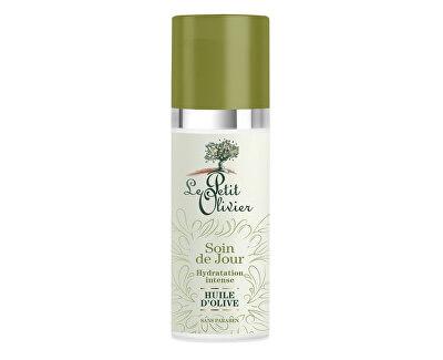 Hydratační denní pleťový krém s olivovým olejem 50 ml