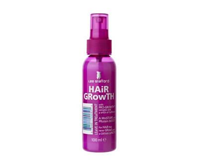 Bezoplachová péče s rostlinnými proteiny pro růst vlasů Hair Growth (Leave In Treament) 100 ml