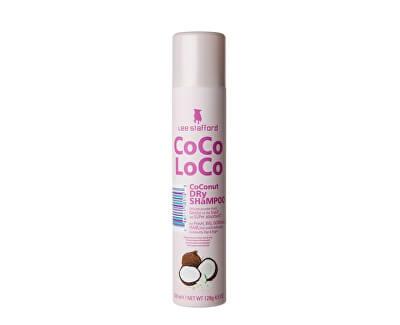 Suchý šampon s kokosovým olejem CoCo LoCo (Dry Shampoo) 200 ml