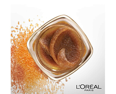 Rozjasňující pleťový peeling s olejem z hroznových semínek (Smooth Sugars Glow Scrub) 50 ml