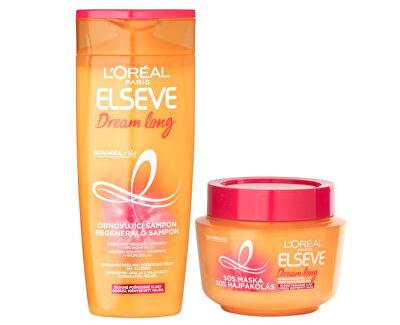 Kosmetická sada vlasové péče Elseve Dream Long