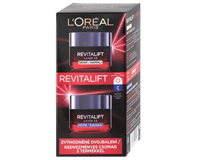 Zvýhodněné dvojbalení Revitalift Laser X3
