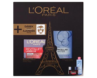 Loreal Paris Dárková sada Revitalift Laser X3