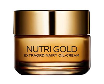 Loreal Paris Denní vyživující krém s mikro-perličkami oleje Nutri-Gold 50 ml