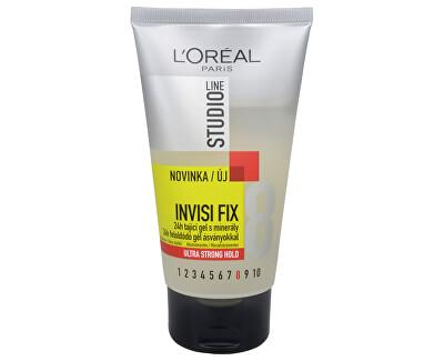 Loreal Paris Fixační tající gel na vlasy Studio Line (Mineral FX Melting Gel) 150 ml