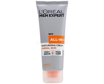Loreal Paris Hydratační krém po holení pro normální pleť Men Expert ( Moisturising Cream Normal Skin) 75 ml