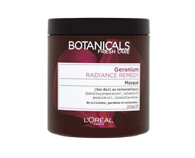 Loreal Paris Hydratační maska na barvené vlasy Botanicals (Radiance Remedy Mask) 200 ml