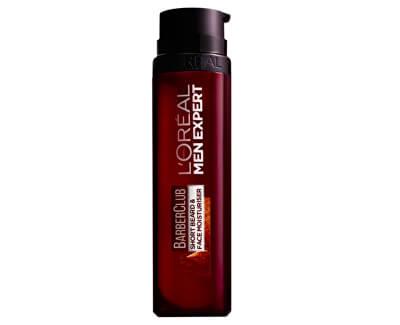 Hydratačný krém na krátke fúzy & tvár Barber Club (Short Beard & Face Moisturiser) 50 ml