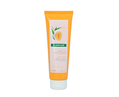 Crema hrănitoare și hidratantă fără clătire de mango Nourishing Cream With Mango Butter)}} 125 ml