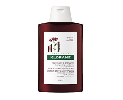Sampon impotriva caderii parului cu chinina si vitamine B (Strengtehing & Revitalizing Shampoo With Quinine) 200 ml