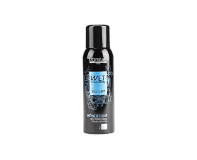 Loreal Professionnel Sprej pro vysoký lesk Tecni Art (Wet Domination Shower Shine) 160 ml