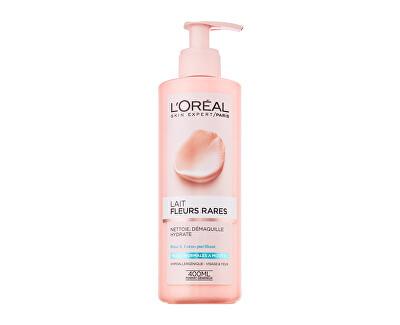 Loreal Paris Odličovací mléko s květinovými výtažky pro normální a smíšenou pleť Skin Expert 400 ml