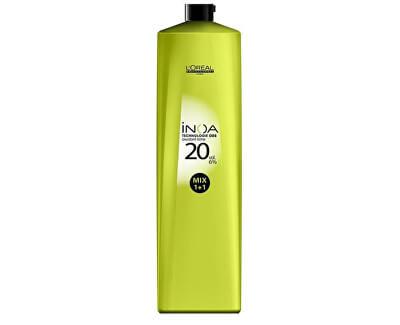 Oxidační krém pro barvení vlasů 6 %