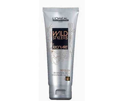 Pasta na vlasy pro rozcuchaný vzhled (Depolish Paste) 100 ml - SLEVA - poškozené víčko