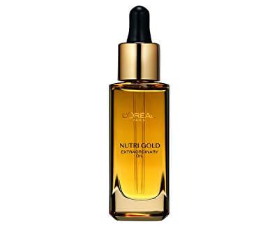 Pleťový olej Nutri-Gold 30 ml - SLEVA - poškozená krabička