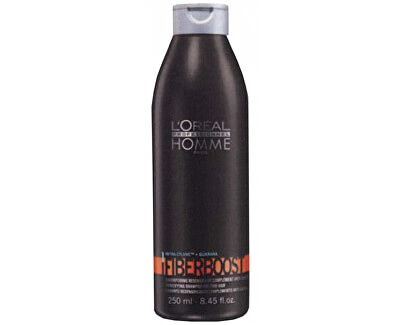 Loreal Professionnel Posilující šampon pro jemné vlasy pro muže Fiberboost (Densifying Shampoo) 250 ml