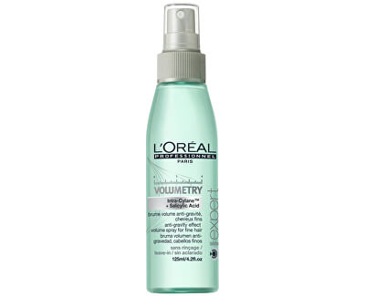 Loreal Professionnel Sprej pro objem vlasů Volumetry (Anti-Gravity Effect Volume Spray) 125 ml