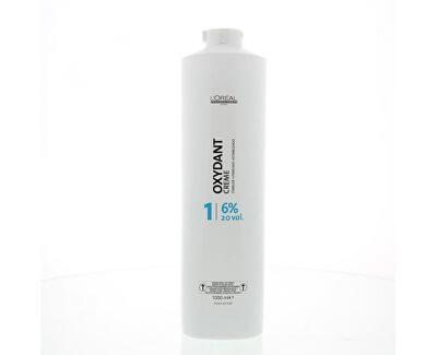 Loreal Professionnel Stabilizující oxidační krém 6% 20 Vol (Oxydant Creme Stabilised) 1000 ml