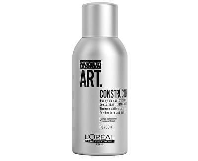 Termoaktivní sprej pro texturu vlasů (Thermo Active Spray For Texture And Hold) 150 ml