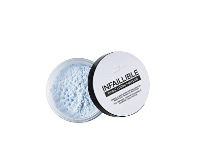Transparentní fixační pudr Infaillible (Magic Loose Powder) 6 g