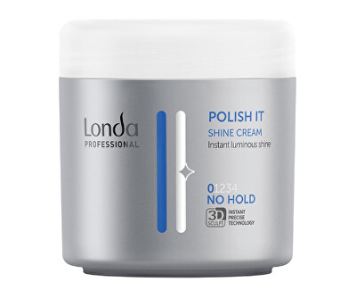 Krém pro okamžitý lesk vlasů Polish It (Shine Cream) 150  ml
