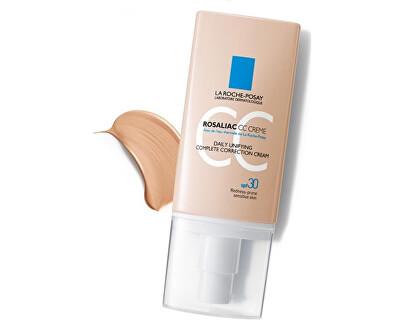 CC krém SPF 30 (Rosaliac CC Creme) 50 ml