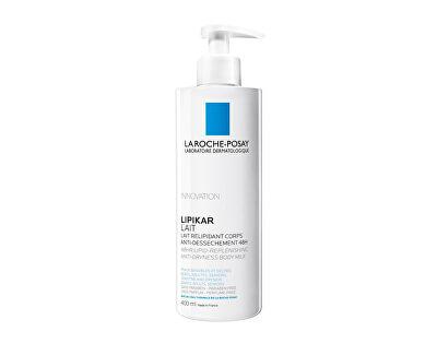 Relipidační tělové mléko pro suchou pokožku 48H Lipikar Lait (Anti Dryness Body Milk)