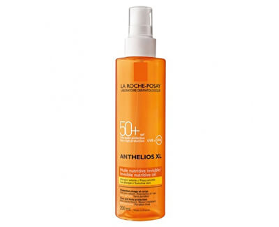 La Roche Posay Výživný olej s termální vodou SPF 30 Athelios (Nutritive Oil) 200 ml