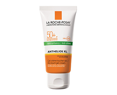 Zmatňující gel-krém SPF 50+ Anthelious XL (Gel Cream) 50 ml