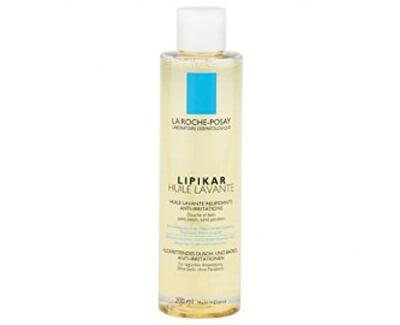 La Roche Posay Zvláčňující relipidační olej do koupele Lipikar (Huile Lavante)