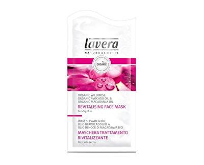 Lavera Hydratační maska Bio divoká růže pro suchou pleť (Revitalising Face Mask)