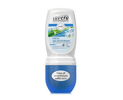 Jemný kuličkový deodorant Fresh 24h (Deodorant) 50 ml