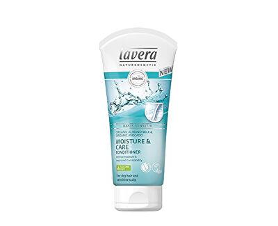 Lavera Kondicionér pro citlivou pokožku Basis Sensitive (Moisture & Care) 200 ml