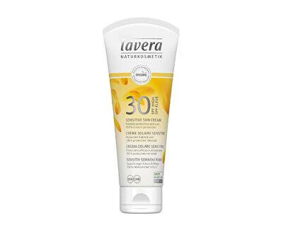 Opalovací krém SPF 30 Sensitive (Sun Cream) 100 ml