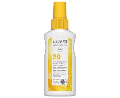 Sensitiv SPF 20 spray de protecție solară ( Sensitiv e Sun Spray) 100 ml