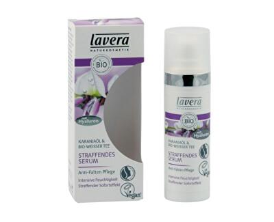 Lavera Zpevňující pleťové sérum s bílým čajem (Firming Serum) 30 ml