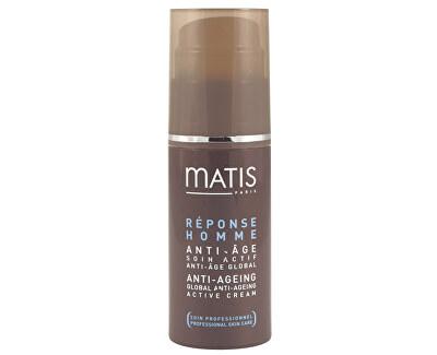 Celkově omlazující krém pro muže Réponse Homme (Global Anti-Ageing Active Cream) 50 ml