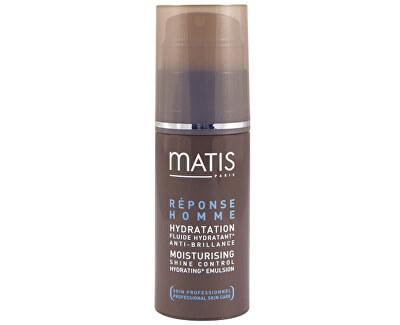Hydratačná emulzia pre matný povrch pleti Réponse Homme (Shine Control Hydrating Emulsion) 50 ml