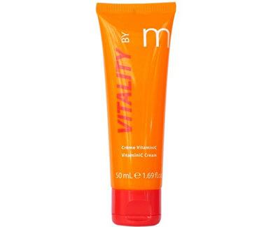 Krém pre rozjasnenie a oživenie pokožky VITALITY by m (VitaminiC Cream) 50 ml