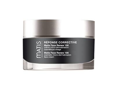 Kosmetický mikroabrazivní pleťový peeling Réponse Corrective (Face Renew 100) 50 ml