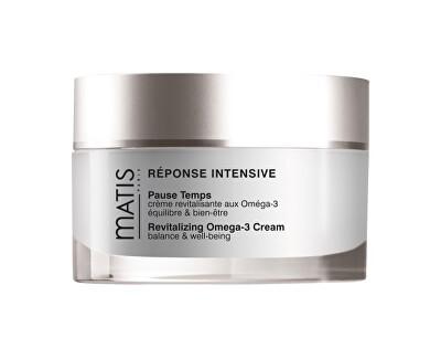 Revitalizační krém Pause Temps Réponse Intensive (Revitalizing Omega 3 Cream) 50 ml