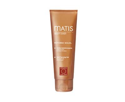 Samoopalovací gel pro tvář i tělo Résponce Soleil (Self-Tanning Gel Face & Body) 150 ml
