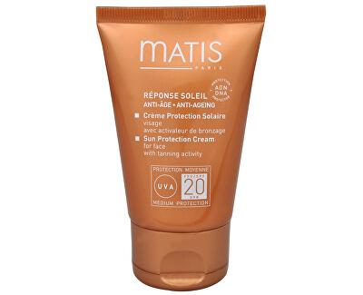 Sluneční krém na obličej SPF 20 (Sun Protection Cream for Face) 50 ml