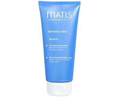 Tělové mléko pro jemně opálený vzhled Réponse Corps (Sun - Kissed Glow Body Lotion) 200 ml