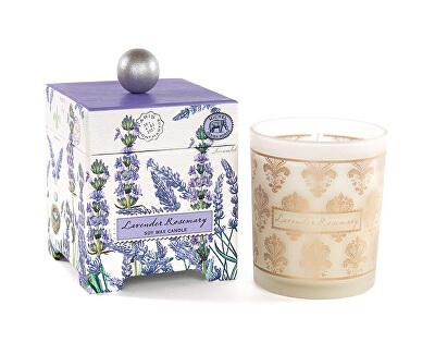 Michel Design Works Vonná svíčka ze sójového vosku Lavender Rosemary (Soy Wax Candle) 397 g