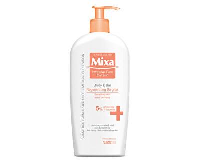 Mixa Regenerační promašťující tělové mléko pro extra suchou pokožku 400 ml