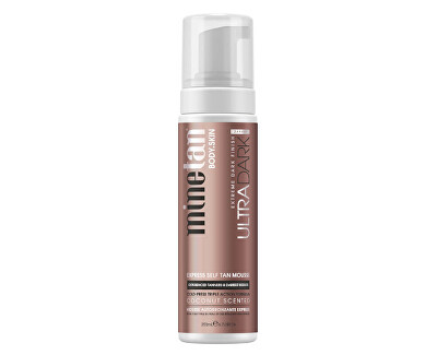 Samoopalovací pěna ultra tmavá Ultra Dark (Tanning Foam) 200 ml