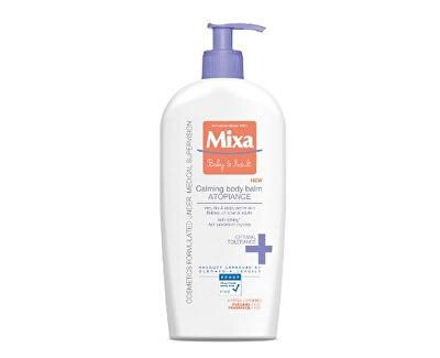 Mixa Zklidňující mléko pro suchou a citlivou pokožku Atopiance (Calming Body Balm) 400 ml