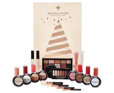 Adventný kalendár dekoratívnej kozmetiky (Advent Calendar)