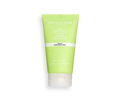 Spumă de curățare pentru piele Revolution Skincare (CBD Soft Foam Cleanser) 150 ml
